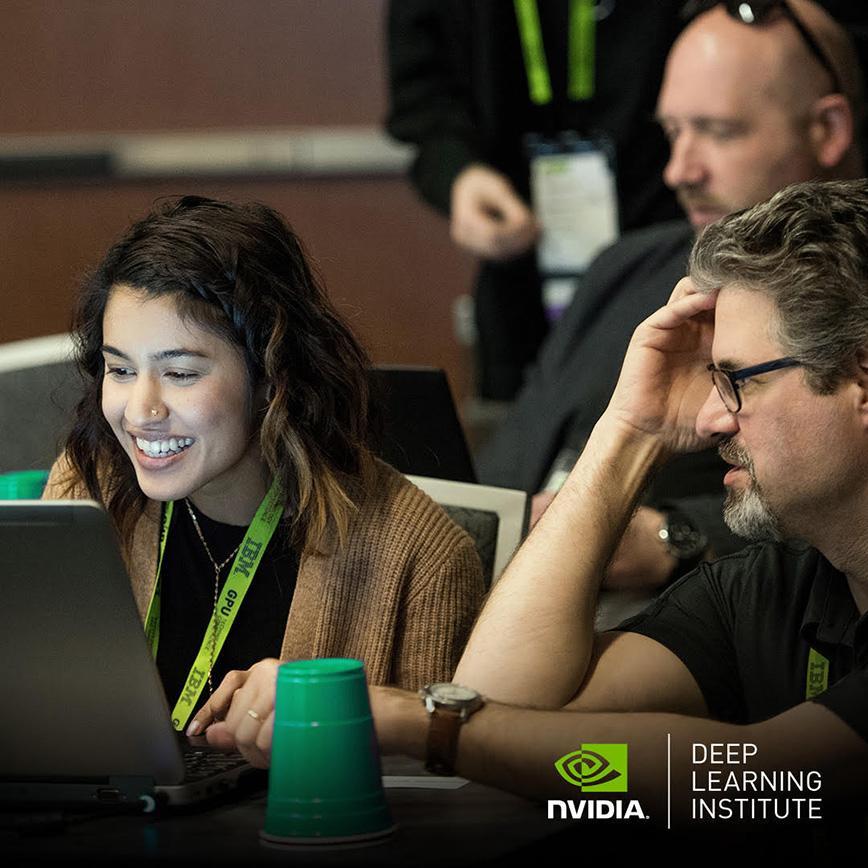 NVIDIA GPU Boot Camp and Deep Learning Workshop | KTH