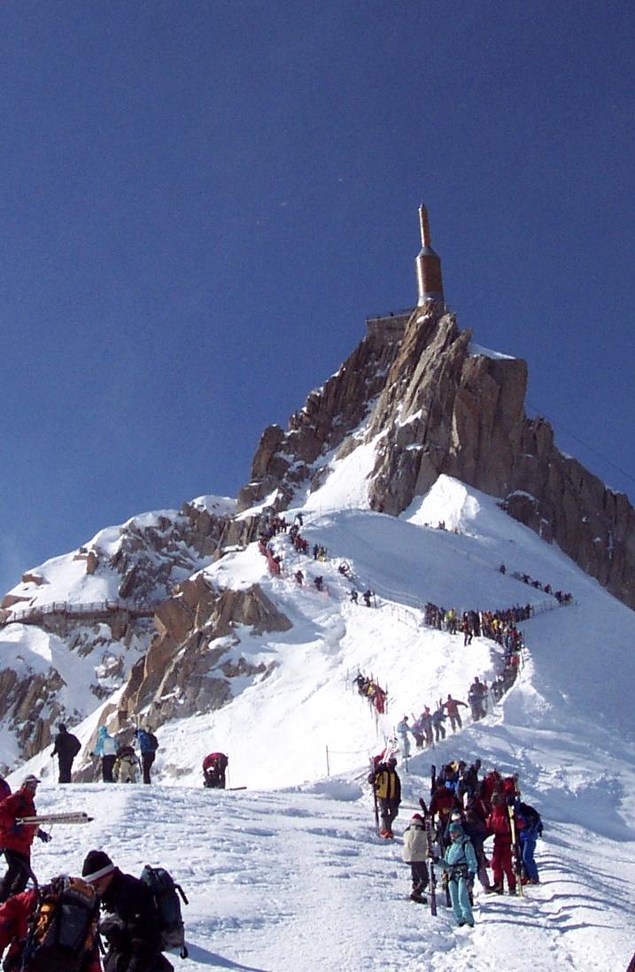 haba: Ski Chamonix